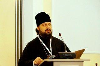 Епископ Филарет выступил с докладом на тему