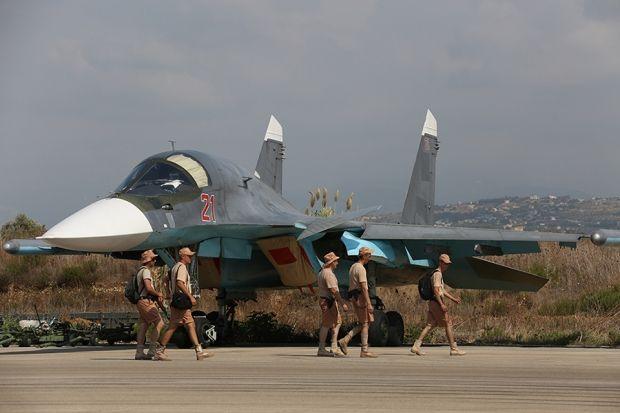 В РФ открещиваются от информации о трех погибших в Сирии российских военных