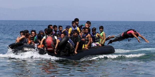 ООН: Число прибывших в Грецию мигрантов превысило 500 тысяч