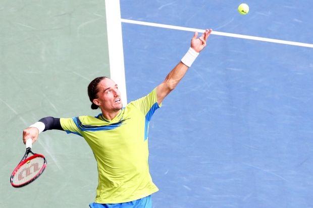 Долгополов провел первый матч после US Open / btu.org.ua
