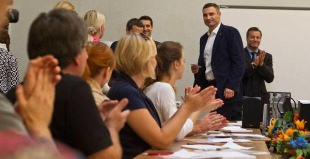 Кличко анонсував другий етап курсів англійської для киян / kievcity.gov.ua