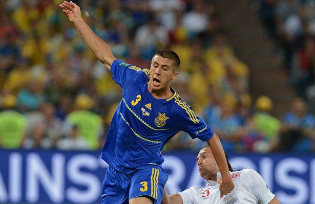 Хачериди поможет сборной Украины в матче с Македонией / tsn.ua