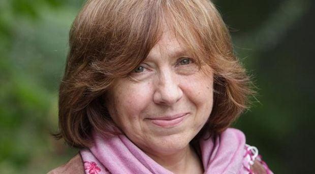 Нобелевская премия по литературе присуждена белорусской писательнице