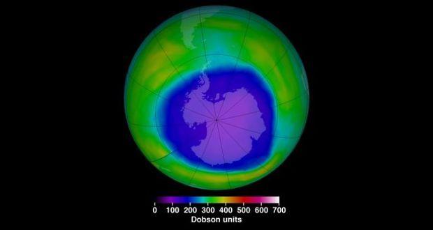 В NASA заявили об увеличении озоновой дыры над Антарктикой в этом году