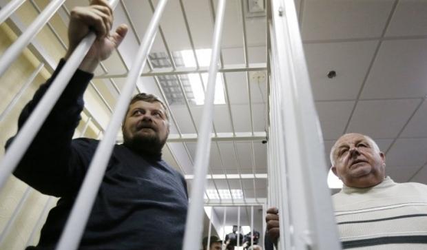 Мосийчука отвезли на обследование в клинику / Фото УНИАН