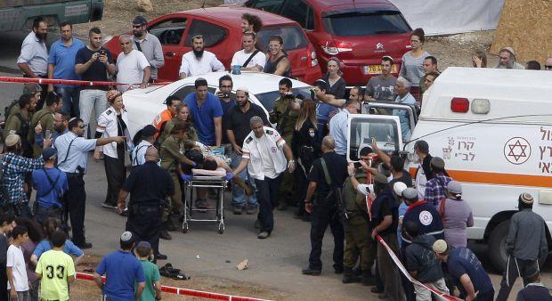 Израиль открыл огонь по палестинцам возле Газы