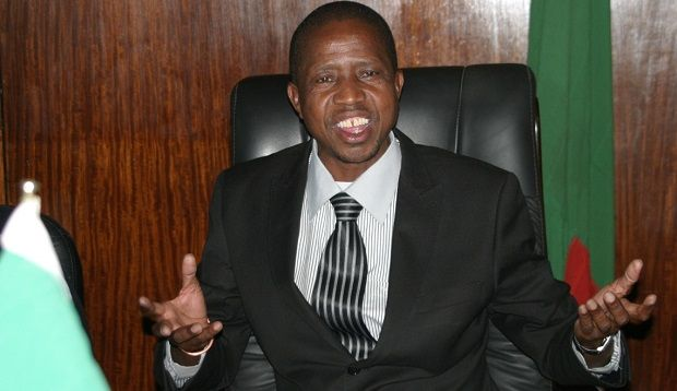 Президент Замбии призвал молиться Богу после падения нацвалюты на 45% / www.herald.co.zw