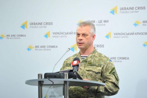 В город Суходольск из России прибыл военный эшелон / МИД Украины