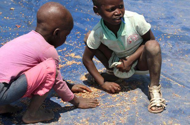 ООН: югу Африки грозит массовый голод — BBC