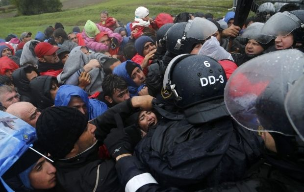 Президент Еврокомиссии представил план по прекращению хаоса на границах ЕС