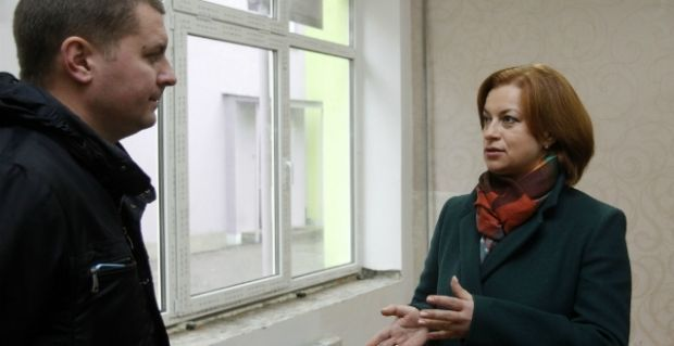 Ганна Старостенко / kievcity.gov.ua