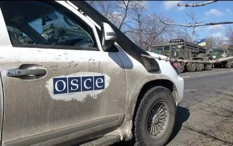 Миссия ОБСЕ впервые за длительное время смогла попасть в Дебальцево