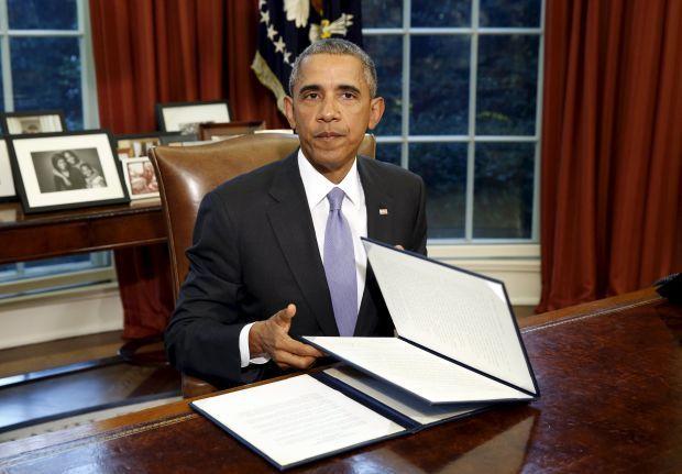 Обама утвердил бюджет США на ближайшие два года
