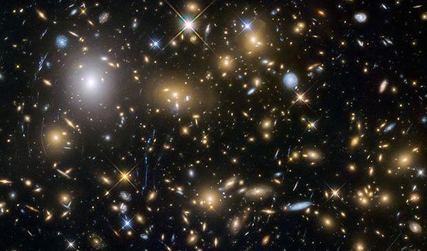 Хаббл сфотографировал край Большого Взрыва