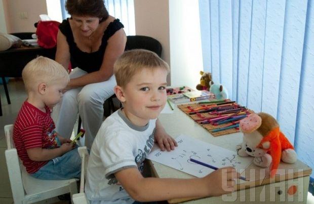 психолог дети / Фото: УНИАН
