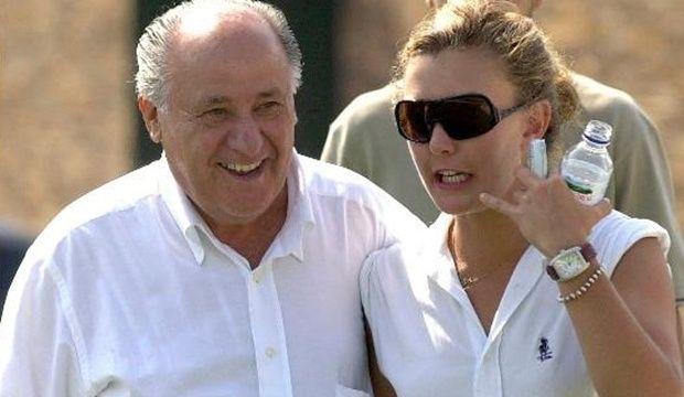 Forbes оценил состояние основателя Zara в $78,9 млрд / Фото forbes.com