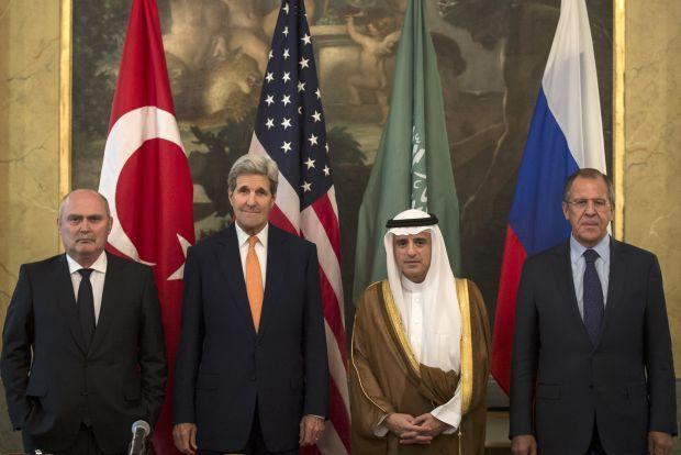 Переговоры глав МИД по Сирии не принесли результатов