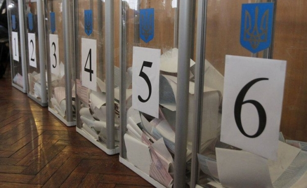 Ukraine conducted local elections on October 25 / Photo from UNIAN
