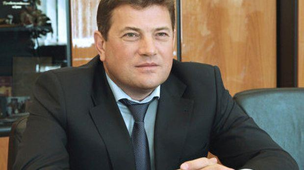 Self-nominee Volodymyr Buriak was elected Zaporizhia mayor / Photo from tv5.zp.ua