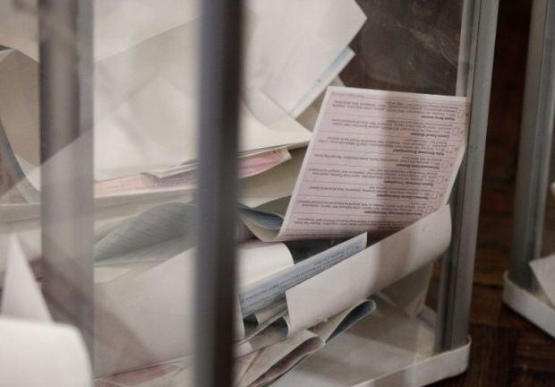 В тернопольский горсовет проходят 7 партий