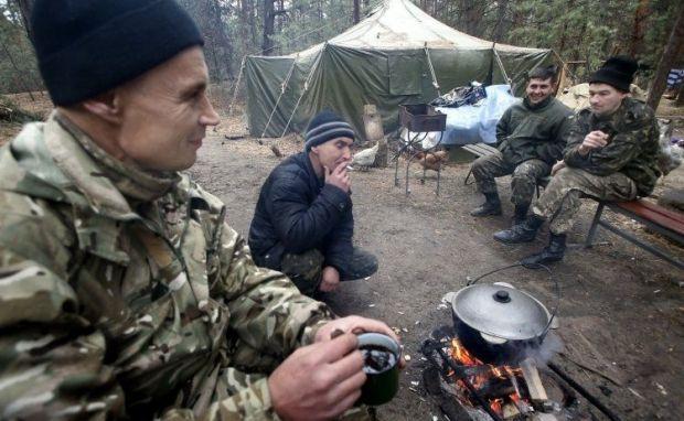 Военные, АТО / Фото УНИАН