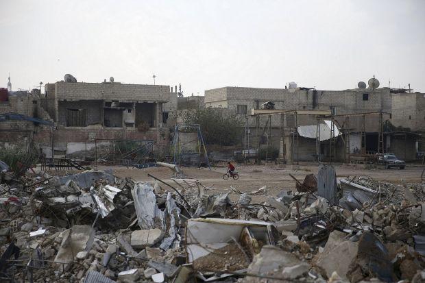 Сирийская оппозиция назвала Россию виновной в смерти более 200 мирных жителей
