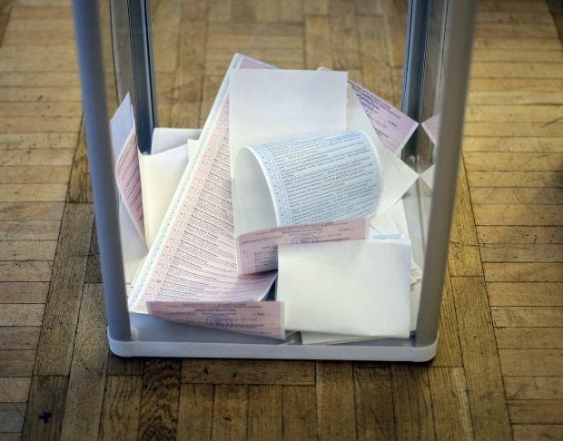 ЦИК опубликовал результаты всех кандидатов в мэры Киева
