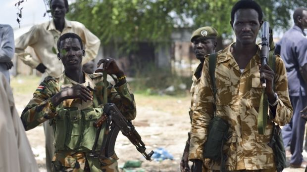 Rebels in South Sudan  / An illustrative photo from Al Jazeera