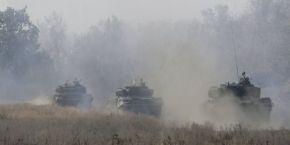 Бойовики атакували сили АТО під Кам'янкою на Донеччині - штаб