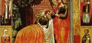 """Божия Матерь явилась больному и он тут же получил исцеление: об иконе """"Целительница"""" -  протоиерей Александр Рудницкий"""