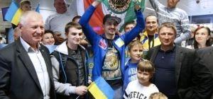 Віктор Постол: Третій український чемпіон