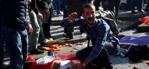 Кровавый теракт в Анкаре