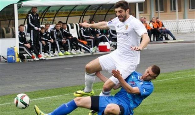 Антон Шиндер принес ничью своей команде и сохранил для нее место в 5-ке лучших в УПЛ / football.ua