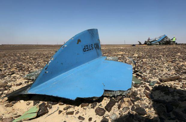 Самописцы А321 зафиксировали не связанный с поломкой двигателя взрыв — следователи