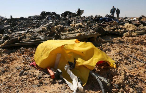 В Петербург привезли тела погибших в авиакатастрофе в Египте