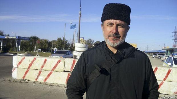 Координатор блокады Ленур Ислямов назвал обыски ФСБ