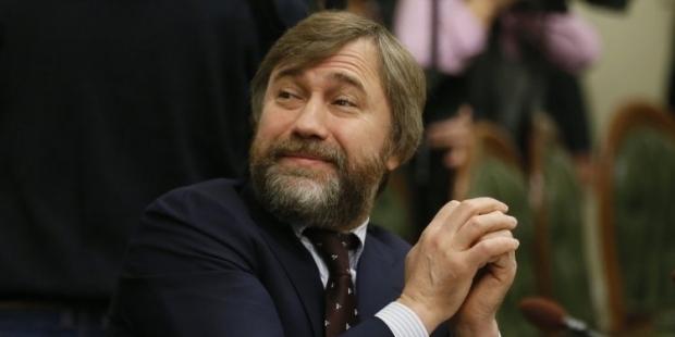 В ВР поступило представление о привлечении к уголовной ответственности Новинского / УНИАН