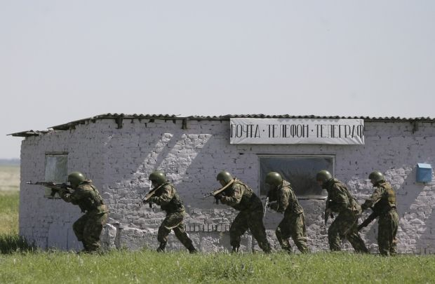 The military refused deployment in Ukraine after the completion of military drills / odkb-csto.org
