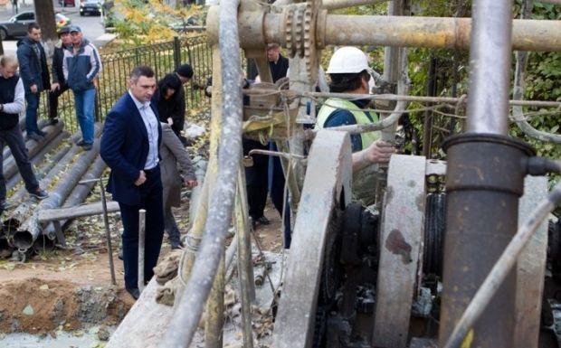 Столична влада обіцяє активно проводити ремонти бюветів / kiev.klichko.org