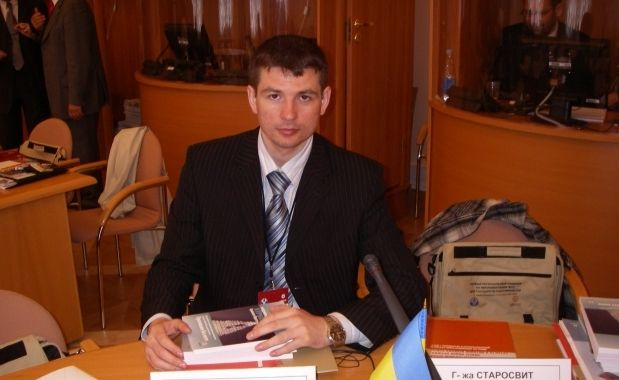 Валентин Гладких / leviafan.org.ua