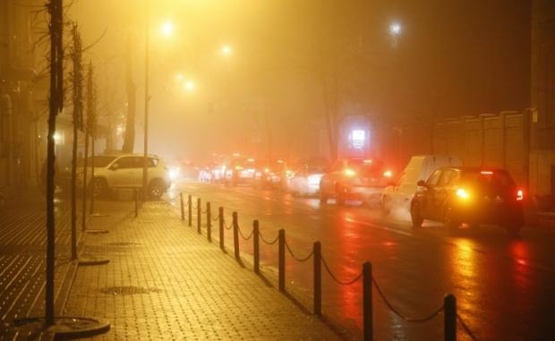 В Киеве ночью ожидается туман / Фото УНИАН