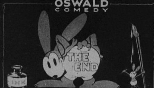В Великобритании обнаружили утерянный мультфильм Диснея
