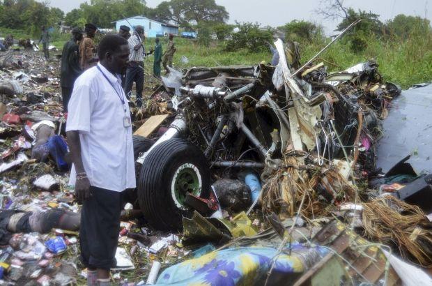 Катастрофа літака вАфриці: стало відомо, хто був екіпажем