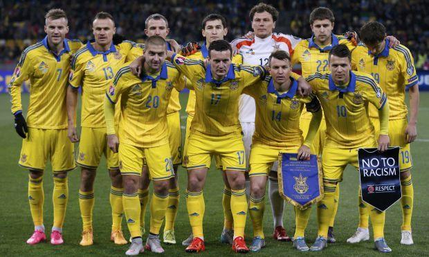 Фоменко обнародовал состав сборной Украины на матчи плей-офф отбора Евро-2016 со Словенией