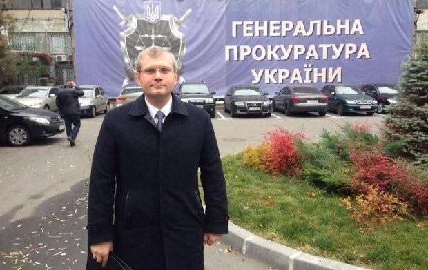 Екс-регіонал Вілкул уже вГПУ