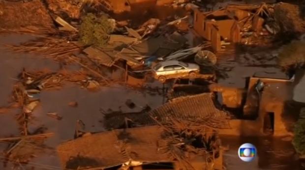 Прорив греблі вБразилії: 16 загиблих, 45 зниклих безвісти