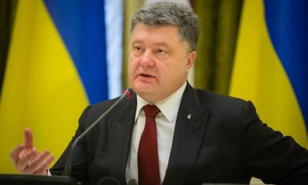 Порошенко пообещал сделать все, чтобы Украина получила безвизовый режим c ЕС
