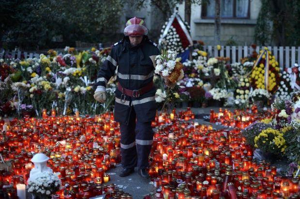 Кількість загиблих при пожежі в нічному клубі Бухареста зросла до39 осіб