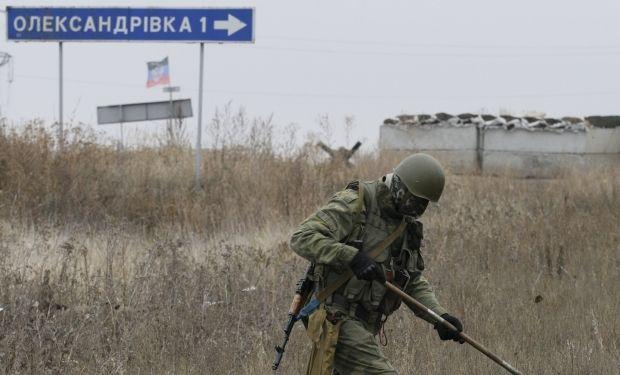 боевики / REUTERS