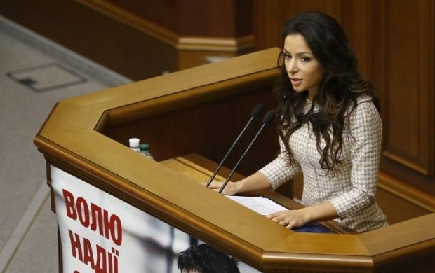 Zlata Ognevich / Photo from UNIAN